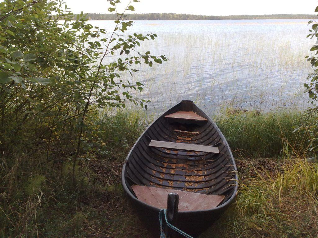Pentti Haanpään vene